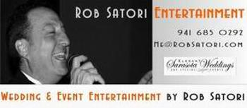 DJ, Musician, Entertainer, Vocalist Rob Satori for Wedding and Events